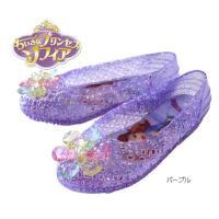 ちいさなプリンセス ソフィアがガラスの靴で登場♪ きらきらラメが散りばめられてかわいい!  箱の素材...
