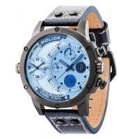 """大きなケースに時計が二つ!それぞれに時を刻む多機能時計です☆☆  """"POLICE""""(ポリス)は、イタ..."""