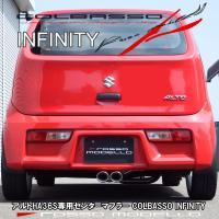 SUZUKI アルト ・型式: DBA-HA36S ・対応グレード: Fグレード/5AGS車のみ ・...