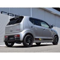 スズキ アルトRS 2WD マフラー 詳細はこちら  商品名 ロッソモデロ Ti-C マフラー  対...