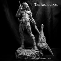 The Aboriginal キット【取り寄せ】 NARIN STUDIO 1/6scale Nar...
