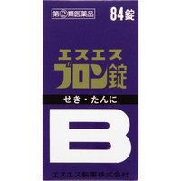 【指定第2類医薬品】 エスエス製薬 エスエスブロン錠 84錠 ★