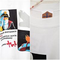 送料無料 宇宙戦艦ヤマト 2009年 レアTシャツ  記念Tシャツ コットン100% アニメーション メンズ半袖Tシャツ