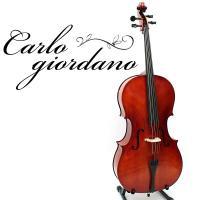 ・楽器を始めるにあたって必要な道具がセットに。 カルロ・ジョルダーノ チェロセット SC-100 サ...