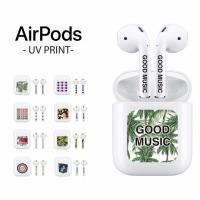 Apple AirPods オリジナル デザイン UVプリント 完全ワイヤレスイヤホン Blueto...
