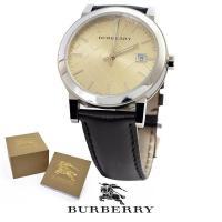 BURBERRY バーバリー THE CITY(シティ)メンズ時計 腕時計 リストウォッチ  コメン...