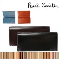 Paul Smith  CORDOVAN LEATHER LONG WALLET / 863509 ...