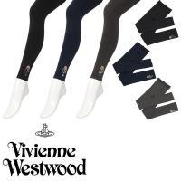 Vivienne Westwood ペンダント 10分丈レギンス  左足首部分にさりげなく施された刺...