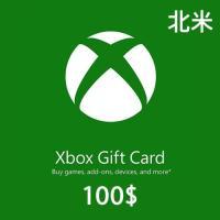 (コード通知) 北米版 XBOXギフトカード $100ドル