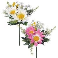 フラワー 造花 装飾 フラワー デージーミモザピック FLPC1627