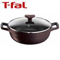 オーブン調理対応! チタン・コーティングで耐久性バツグン!  ■メーカー:T-fal(ティファール)...