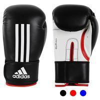 ■製品特長 アディダス(adidas) エナジー 100 ボクシンググローブ  耐久性のあるPU素材...