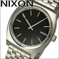 【商品名】NIXON/ニクソン タイムテラー 【品番】A045000 【文字盤色】ブラック 【ベルト...