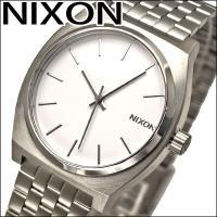 【商品名】NIXON/ニクソン タイムテラー 【品番】A045100 【文字盤色】ホワイト 【ベルト...