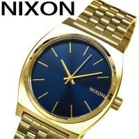 【商品名】NIXON/ニクソン タイムテラー 【品番】A0451931 【文字盤色】ブルー 【ベルト...