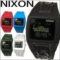 【商品名】NIXON Unit LODOWN2 NOT CROC 【品番&カラー】 【1】A2891...