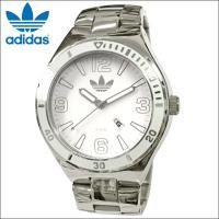 【商品名】アディダス/Adidas ■ADH2689 ■文字盤色 ホワイト ■ベルト色 シルバー ■...