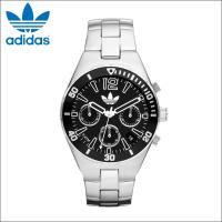 【商品名】アディダス/Adidas ■品番 ADH2745 ■文字盤色 ブラック ■ベルト色 シルバ...