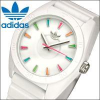 【商品名】アディダス/Adidas ■品番 ADH2915 ■文字盤色 ホワイト×マルチカラー ■ベ...
