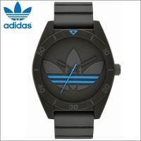 【商品名】アディダス/Adidas ■品番 ADH2968 ■文字盤色 ブラック(ポイント:ブルー)...