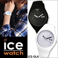【商品名】 アイスウォッチ/ice watch  ICE ola  【品番】 【1】ICE.BK.S...