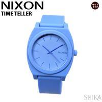 【商品名】【NIXON】タイムテラー 【品番&カラー】 【1】A119000:ブラック 【2】A11...