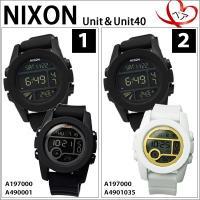 【商品名】【NIXON】Unit(ユニット)  【1】 【メンズ】A197-000  【レディース】...