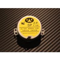 120V 50/60Hz 3.8W 5-6/RPM CW/CCW 軸径:7.0mm