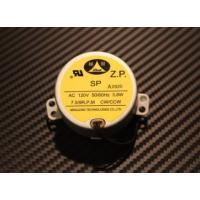 120V 50/60Hz 3.8W 7.5-9/RPM CW/CCW 軸径:7.0mm