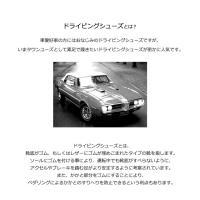 【K`s PLUS】ドライビングシューズ メンズ モカシンシューズ スリッポン メンズ 黒 スムース レザー ブラック ビジネスシューズ ウォーキング 531-15117