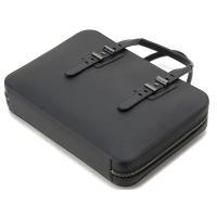 ブルガリ ブリーフケース ビジネスバッグ BVLGARI 284103 ブルガリ マン レザー ブラック メンズ