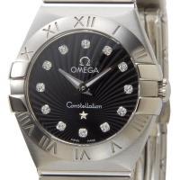 オメガ 腕時計 123.10.24.60.51.001 レディース  フェイス(HxWxD):約24...