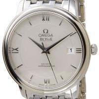 オメガ OMEGA 腕時計 424.10.37.20.02.001 デビル プレステージ  メンズ ...