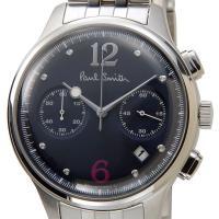ポールスミス Paul Smith 時計 腕時計 BX2-019-71 シティ クラシック ツー カウンター クロノグラフ メンズ 信頼の日本製 ブティックモデル【送料無料】