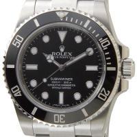 ROLEX ロレックス 時計 腕時計 メンズウォッチ サブマリーナ 114060 自動巻き  フェイ...