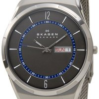 SKAGEN スカーゲン メンズ 腕時計 SKW6078 Aktiv Mesh Titanium ア...