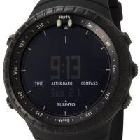 SUUNTO スント コア オールブラック メンズ 腕時計 014279010 Core All B...