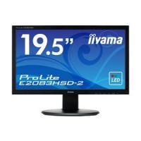 【商品名】iiyama 19.5型ワイド液晶ディスプレイ ProLite E2083HSD-2 (L...