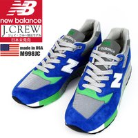 ■ブランド:NEW BALANCE x J.CRWEW ■カラー:BLUE ■素材:スエード ■生産...