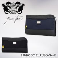 最大2000円OFFクーポン ジャコモ ヴァレンティー二 GIACOMO VALENTINI セカンドバッグ 150100 3C PLAUSO-G4 01  クラッチバッグ メンズ