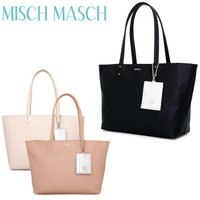 最大1000円OFFクーポン ミッシュマッシュ MISCH MASCH トートバッグ 83146 ロージー  ビジネスバッグ A4サイズ対応 パスケース付き レディース