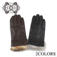 ■サイズ:24cm ■カラー:【19】BLACK 【38】BROWN ■素材:羊革 裏地:毛90% ...