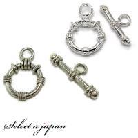 マンテル マリン クラスプ(留め金)  アクセサリーの留め具です。 ブレスレットやネックレスのハンド...