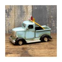 ブリキおもちゃ 模型 ビンテージカー サーフトラック アメリカ雑貨 ハワイ アンティーク / SARF TRUCK