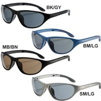 スポーティなプラスチック・フレームを採用したサングラスです。軽量で寒冷地でも使用できます。 さまざま...