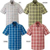 薄手の素材を使用したシャツです。片胸ポケット仕様のシンプルなデザインで、フィールドから日常使いまで、...