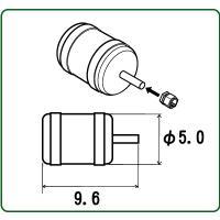 さかつう社製 ディテールアップ 1/24 レースカーの消火器などの表現にご利用ください。アルミ挽物と...