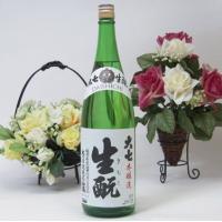 大七酒造 大七 生もと 本醸造 1800ml(福島県)