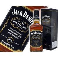 ジャックダニエル マスターディスティラートは、マスターディスティラー自らが熟成のピークに達した原酒の...