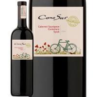 常に時代を先取りする、イノベーティブな生産者「コノスル」。有機栽培葡萄を使用した「オーガニック」シリ...